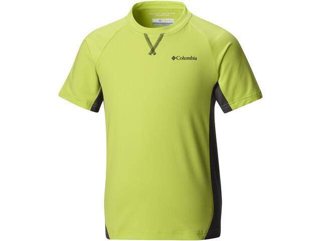 Columbia Silver Ridge Kurzarm T-Shirt Jungen voltage/shark